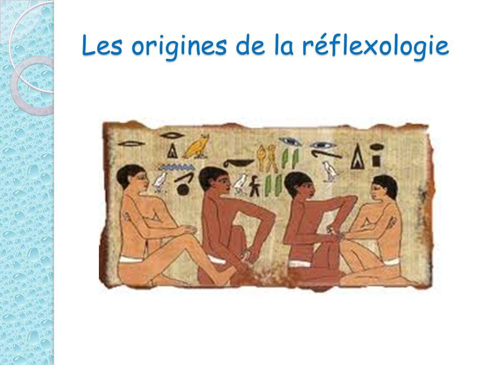 Les origines de la réflexologie
