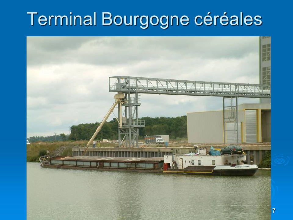 17 Terminal Bourgogne céréales