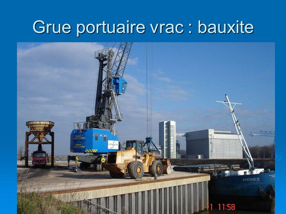 dsc0036921 Grue portuaire vrac : bauxite