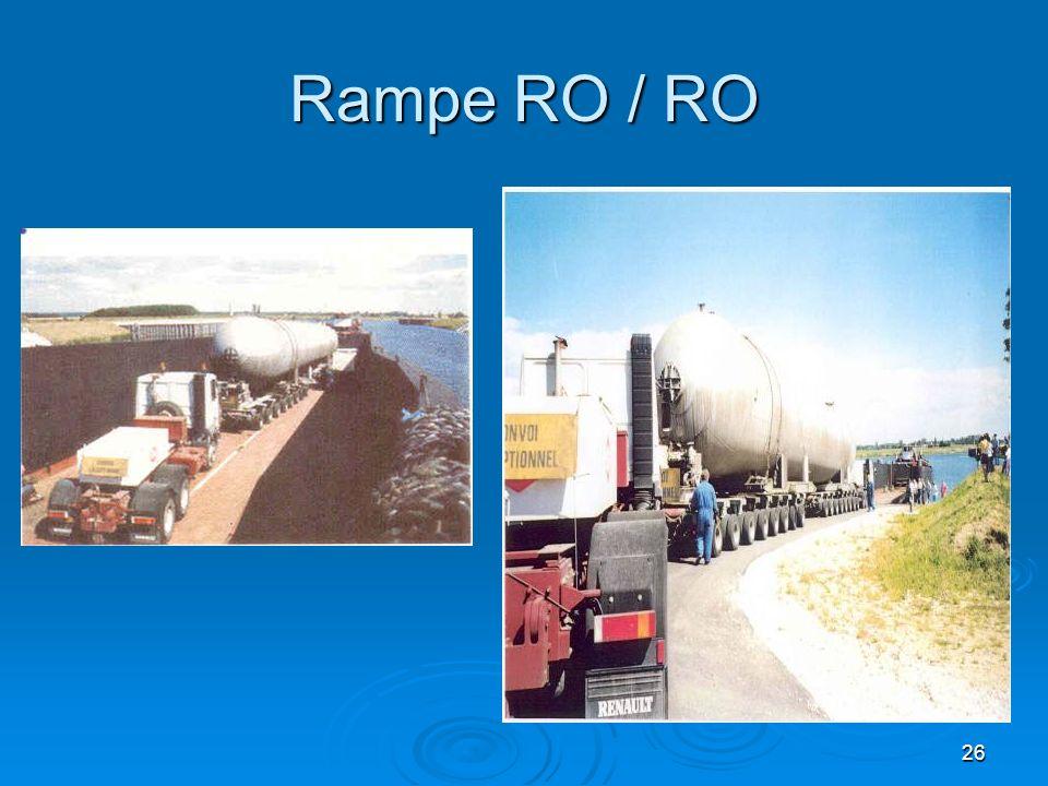26 Rampe RO / RO