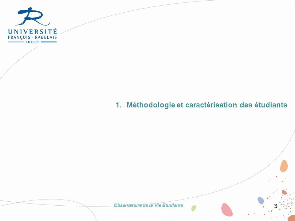 3 1.Méthodologie et caractérisation des étudiants