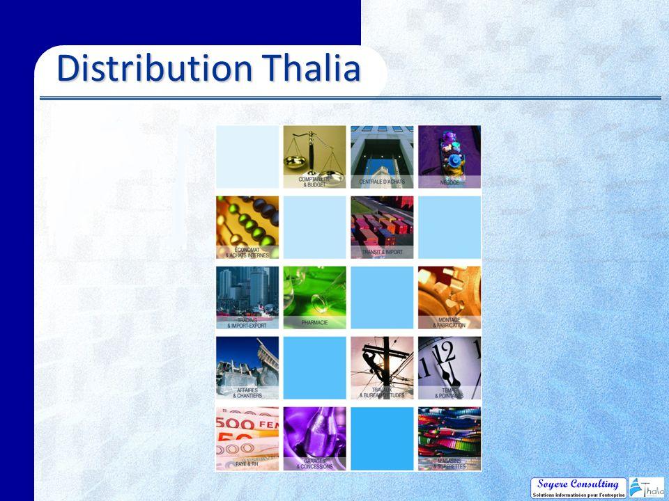 Distribution Thalia Distribution Thalia