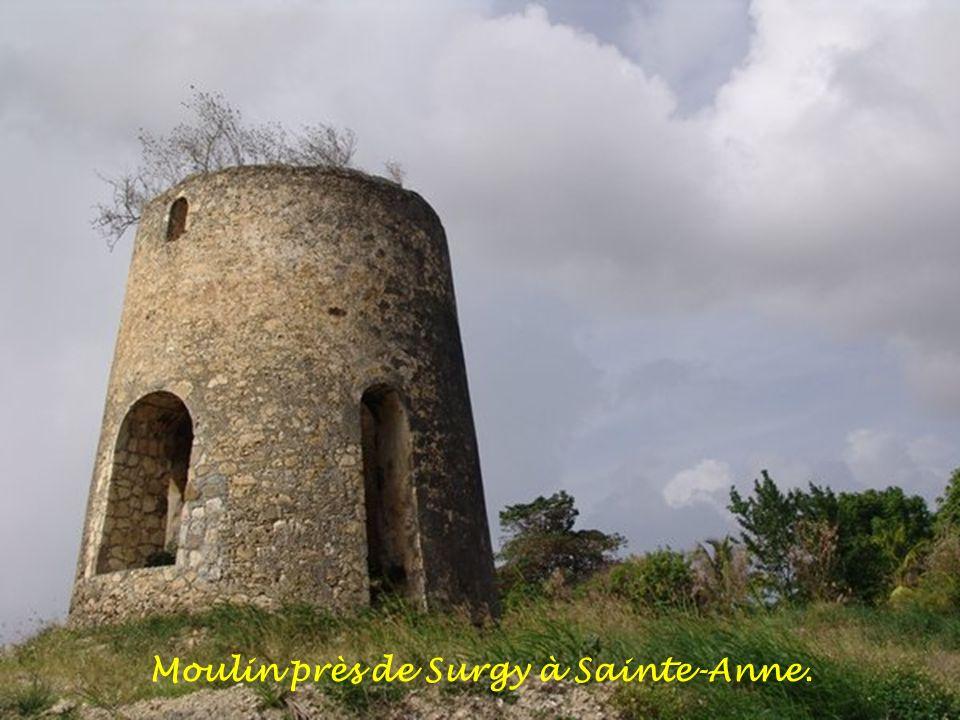 Moulin près de Surgy à Sainte-Anne.