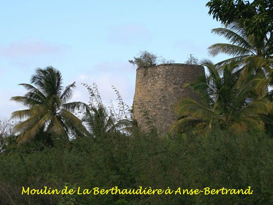 Moulin de Goguette à Port-Louis.