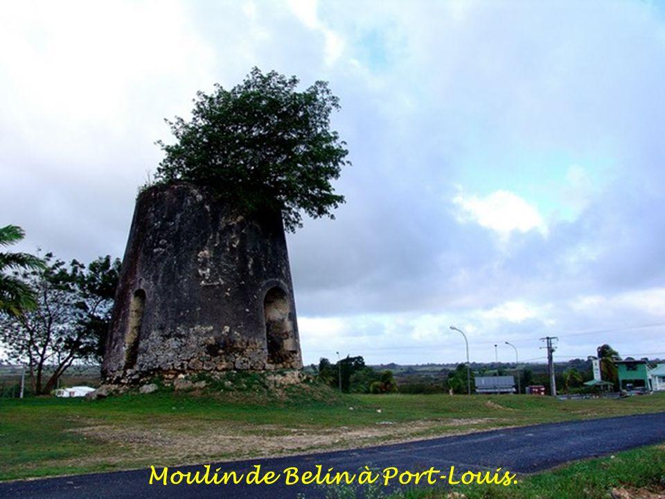 Moulin de Saint-Jacques, près de l'hippodrome
