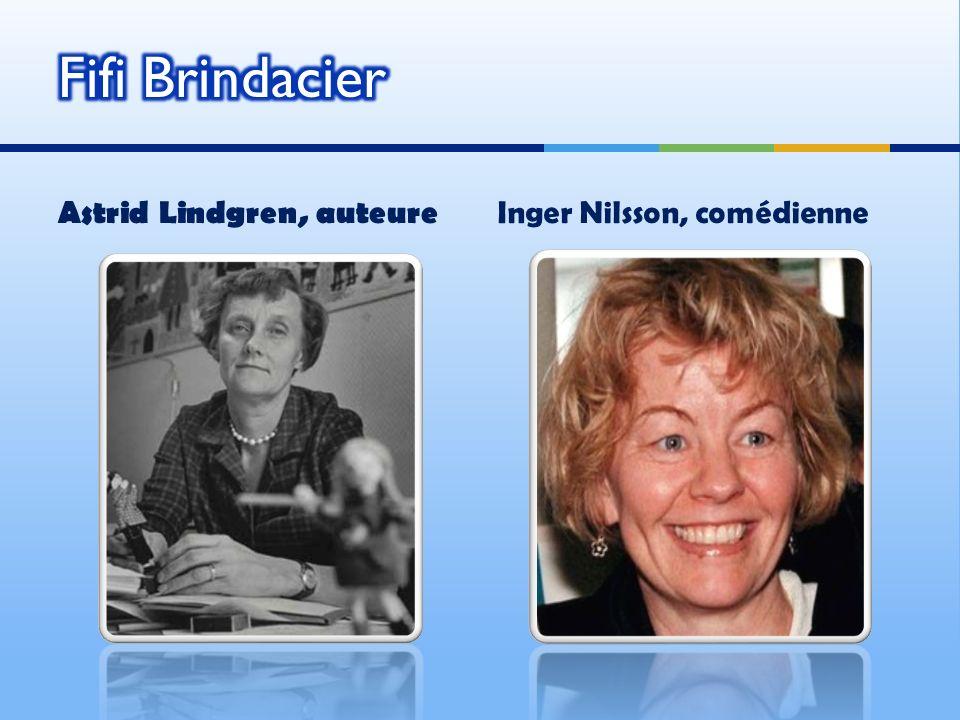 Toutes les féministes ne sappellent pas Fifi Brindacier... Cependant...