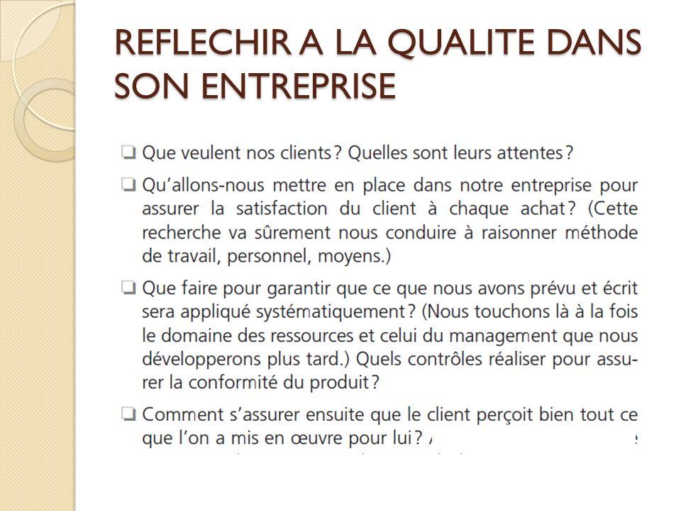 EN PROJET PME PMI Améliorer la qualité dans lentreprise Recommander la mise en place dune certification sur une norme ou un label de qualité Lexemple de la norme ISO 9001 La plus ancienne Des principes repris dans plusieurs référentiels