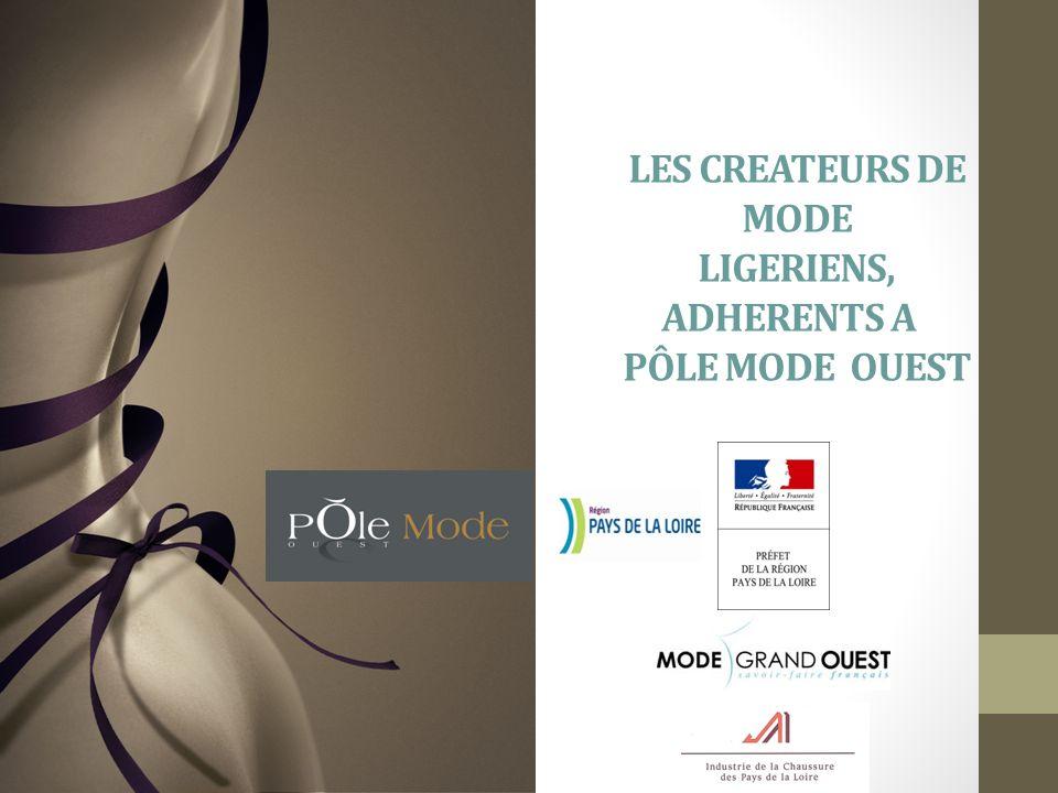 Créée en juin 2010, avec le soutien de lEtat et de la Région Pays de la Loire, lassociation PÔLE MODE OUEST porte le contrat de filière « Mode et Matériaux Souples » 2011-2013 cosigné par lEtat, la Région et les groupements professionnels de la Chaussure et de lHabillement.