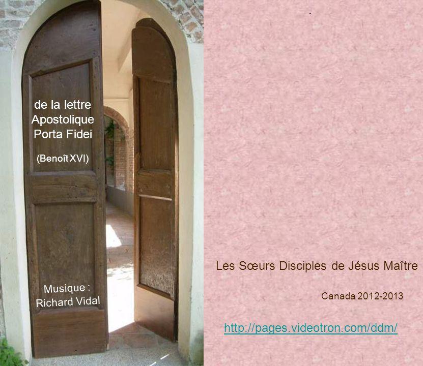Sainte Marie, Porte du Ciel, prie pour nous.
