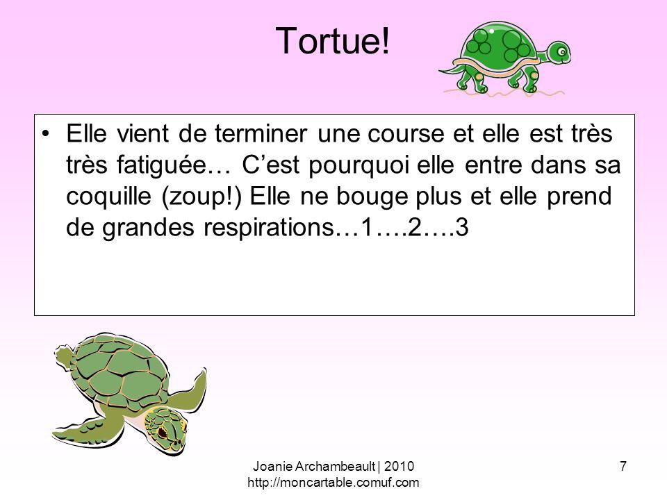 7 Tortue.