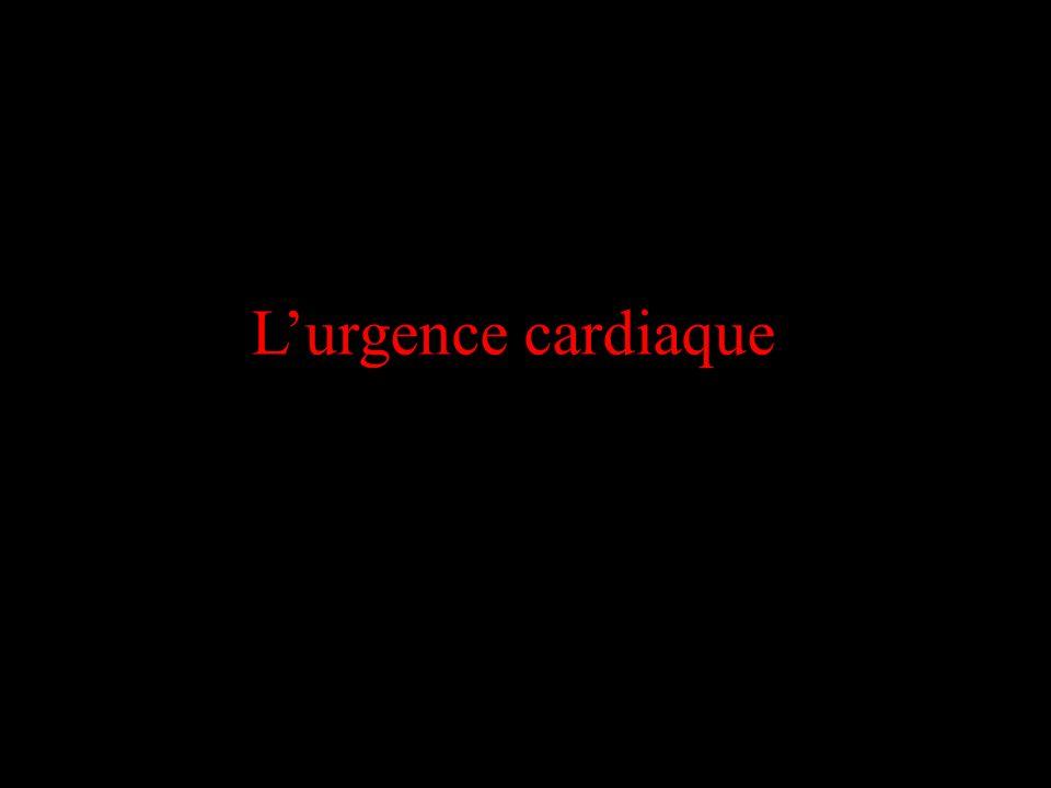 Lurgence cardiaque