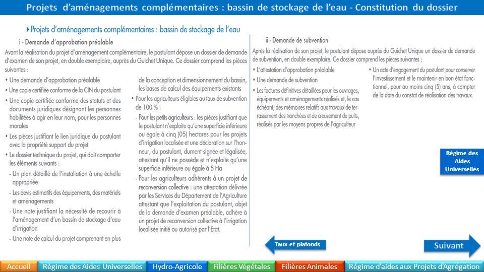Avant lacquisition du matériel agricole, les prestataires de services déposent un dossier de demande dapprobation préalable, en trois exemplaires, auprès du Guichet Unique.