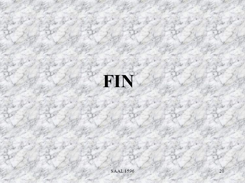 20 FIN SAAL 1596