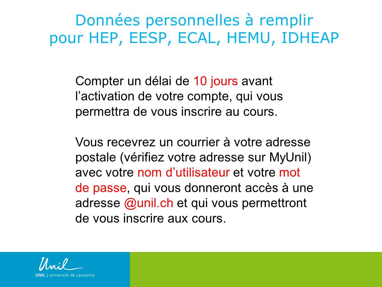 18 AVANT DALLER AU SECRETARIAT… …cherchez les informations sur notre site bilingue (français/anglais) www.unil.ch/fle