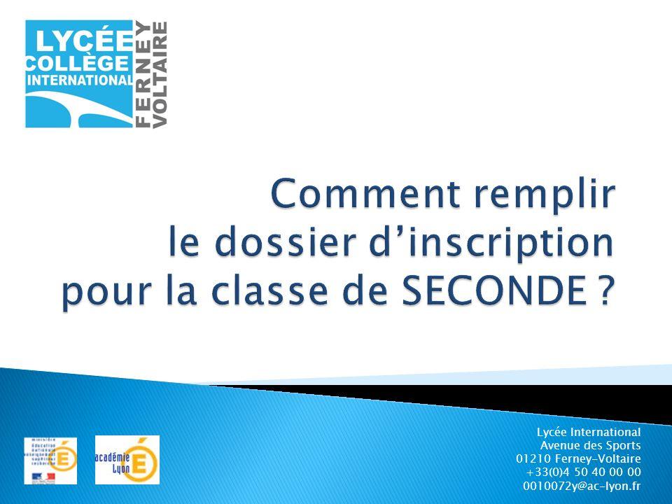 Tous les élèves de seconde doivent choisir deux enseignements dexploration (EE); ils ne dont pas déterminants pour lorientation future de lélève.