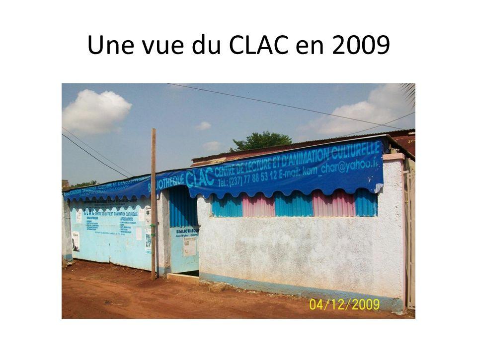 Une vue du CLAC en 2009