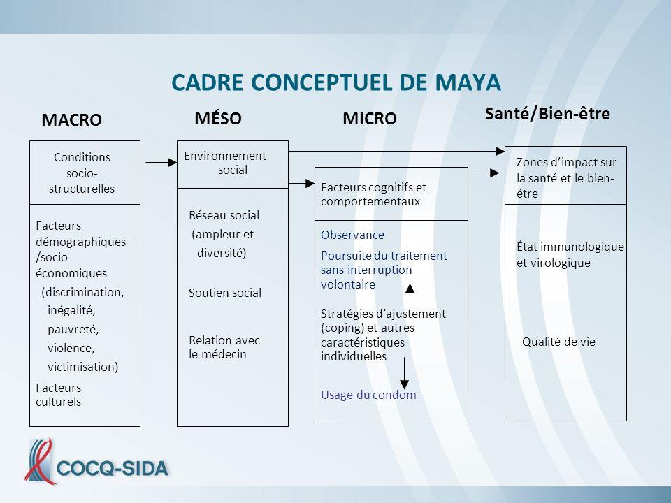 Stratégie de mobilisation et objectifs Une session de formation de deux jours a été privilégiée afin dassurer une mobilisation des connaissances produites dans le cadre de la recherche communautaire Maya.