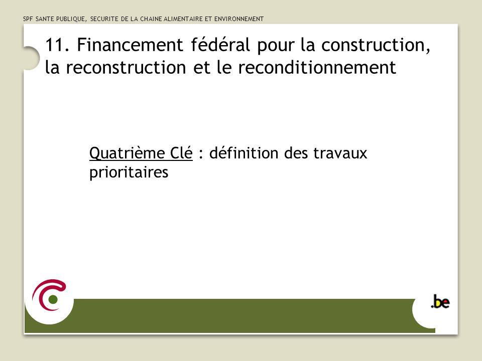 SPF SANTE PUBLIQUE, SECURITE DE LA CHAINE ALIMENTAIRE ET ENVIRONNEMENT 12.