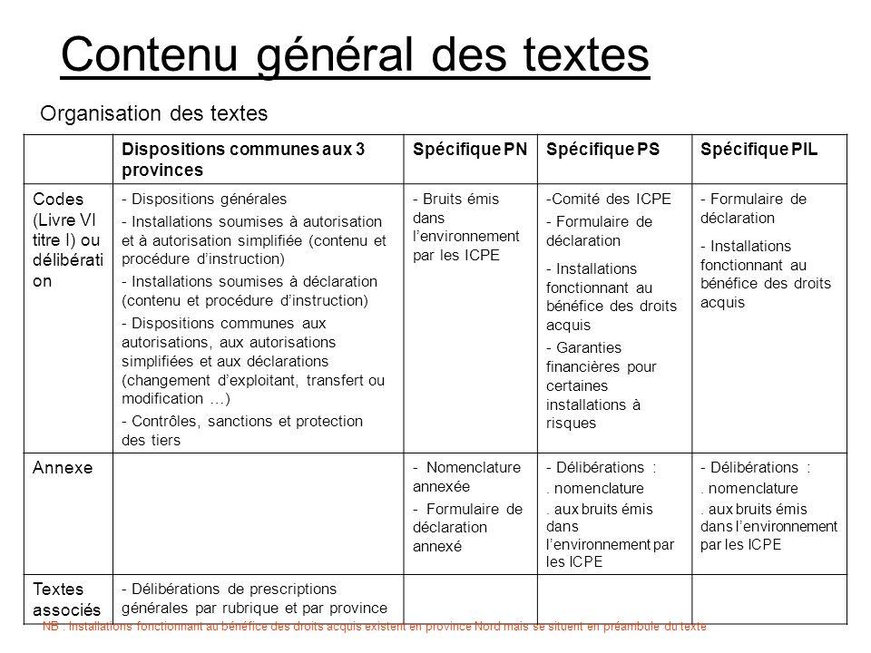 Liens utiles www.dimenc.gouv.nc/portal/page/portal/dimenc/industrie/install_env www.juridoc.nc http://www.georep.nc/explorateur-carto/ www.legifrance.gouv.fr http://www.installationsclassees.developpement- durable.gouv.fr/rechercheICForm.phphttp://www.installationsclassees.developpement- durable.gouv.fr/rechercheICForm.php www.ineris.fr/aida