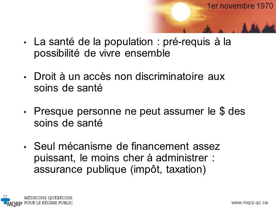 www.mqrp.qc.ca Le vieillissement, une menace.