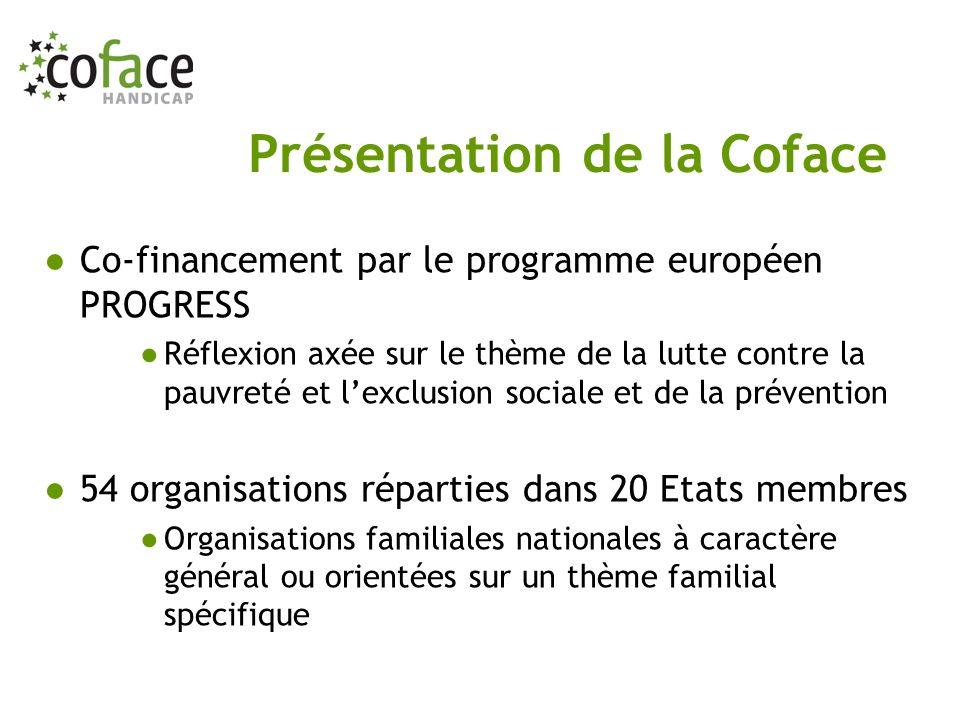 Co-financement par le programme européen PROGRESS Réflexion axée sur le thème de la lutte contre la pauvreté et lexclusion sociale et de la prévention