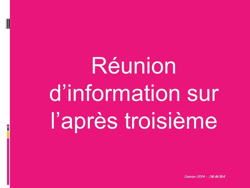 Plan de la réunion 1- Intervention de Mme Chaumette pour la présentation de la bourse des livres 2- Les différentes possibilités après la troisième 3- Intervention de M.