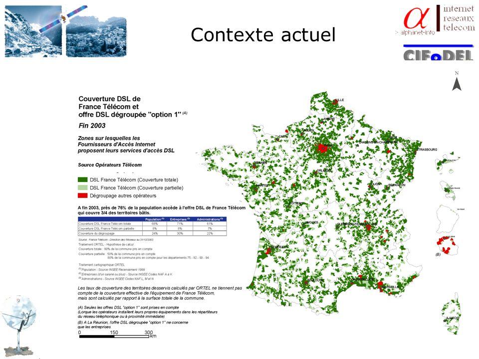 ÉTUDE DE CAS Organismes officiels En région: Conseil Régional de Rhône-Alpes : www.cr-rhone-alpes.fr/V2 Caisse des D é pôts : D é partement É quipement Num é rique des Territoires DNTIC : www.dntic.caissedesdepots.fr/dntic/index.asp National : Agences et missions interminist é rielles ADAE : www.adae.gouv.fr DUI : www.delegation.internet.gouv.fr Mission pour l Economie Num é rique : www.men.minefi.gouv.fr Le Conseil Strat é gique des Technologies de l Information R é glementation Autorit é de R é gulation des T é l é communications : www.art-telecom.fr Commission Nationale de l Informatique et des Libert é s : www.cnil.fr Divers CNES : http://i-space.cnes.fr/hautdebit/ Associations des Maires de France : www.grandesvilles.org Association des R é gions de France : www.arf.asso.fr Observatoire R é gional des T é l é coms (ORTEL) : www.ortel.fr