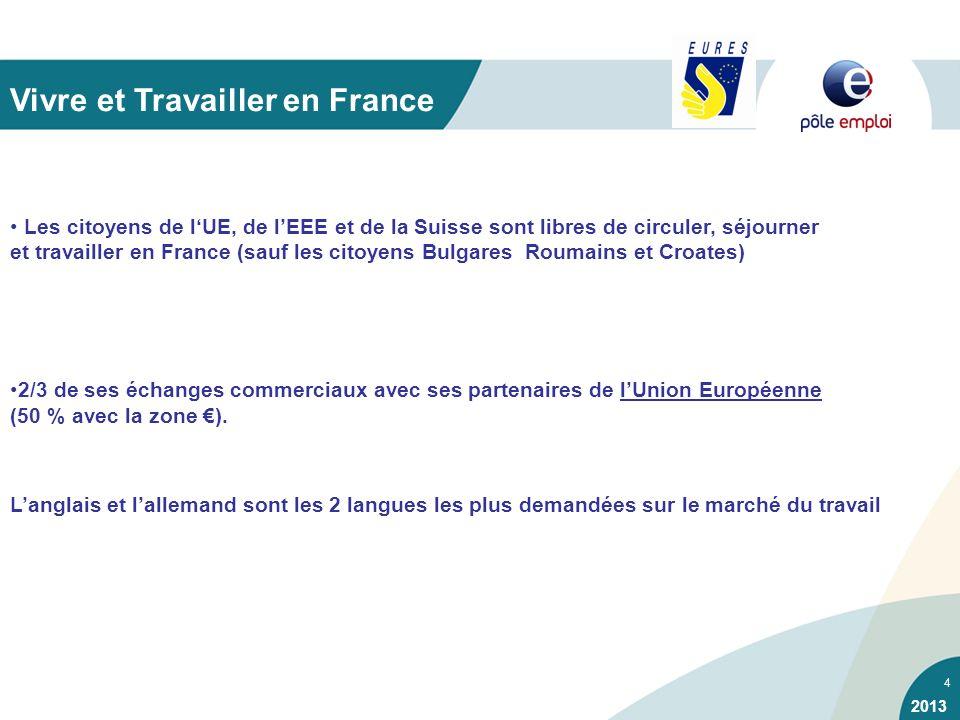 4 Les citoyens de lUE, de lEEE et de la Suisse sont libres de circuler, séjourner et travailler en France (sauf les citoyens Bulgares Roumains et Croa