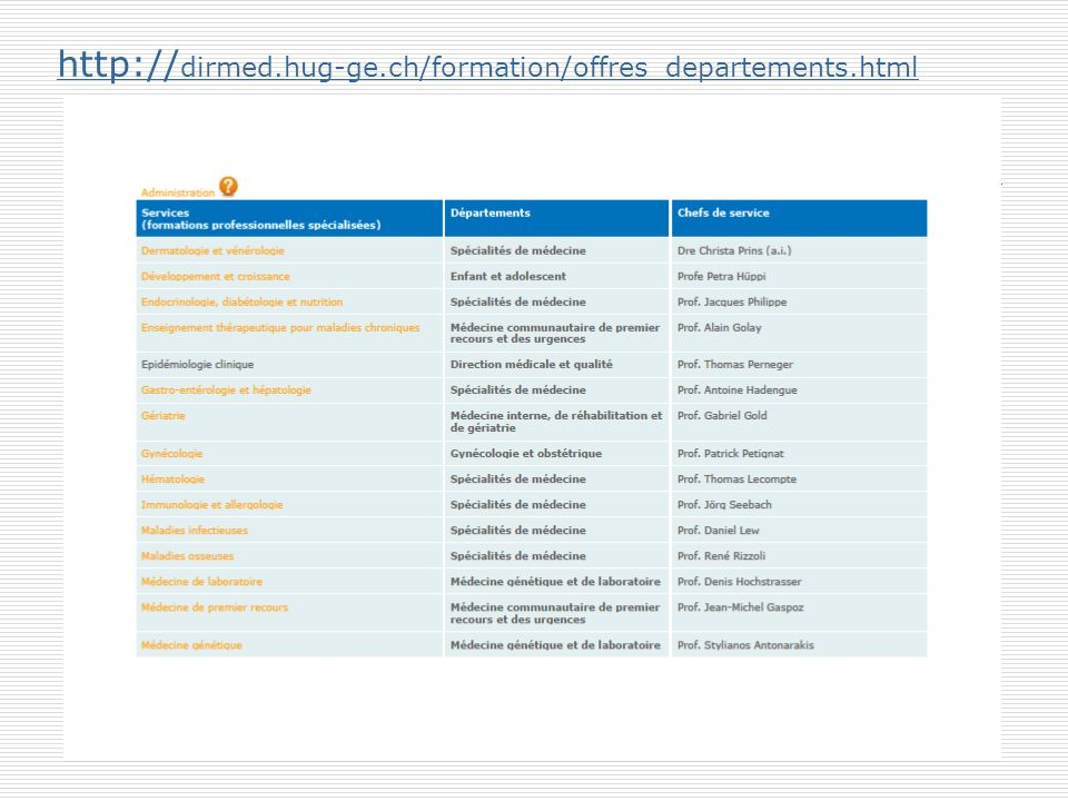 http:// dirmed.hug-ge.ch/formation/offres_departements.html