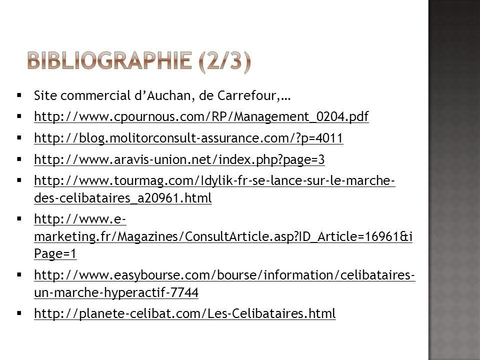 Site commercial dAuchan, de Carrefour,… http://www.cpournous.com/RP/Management_0204.pdf http://blog.molitorconsult-assurance.com/?p=4011 http://www.ar