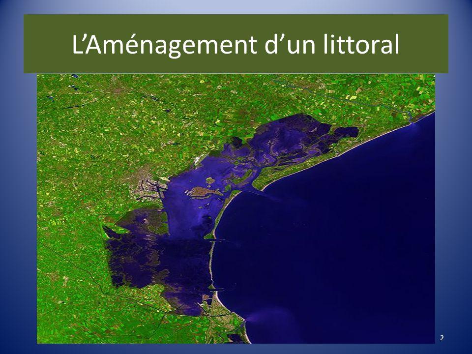 LAménagement dun littoral 2