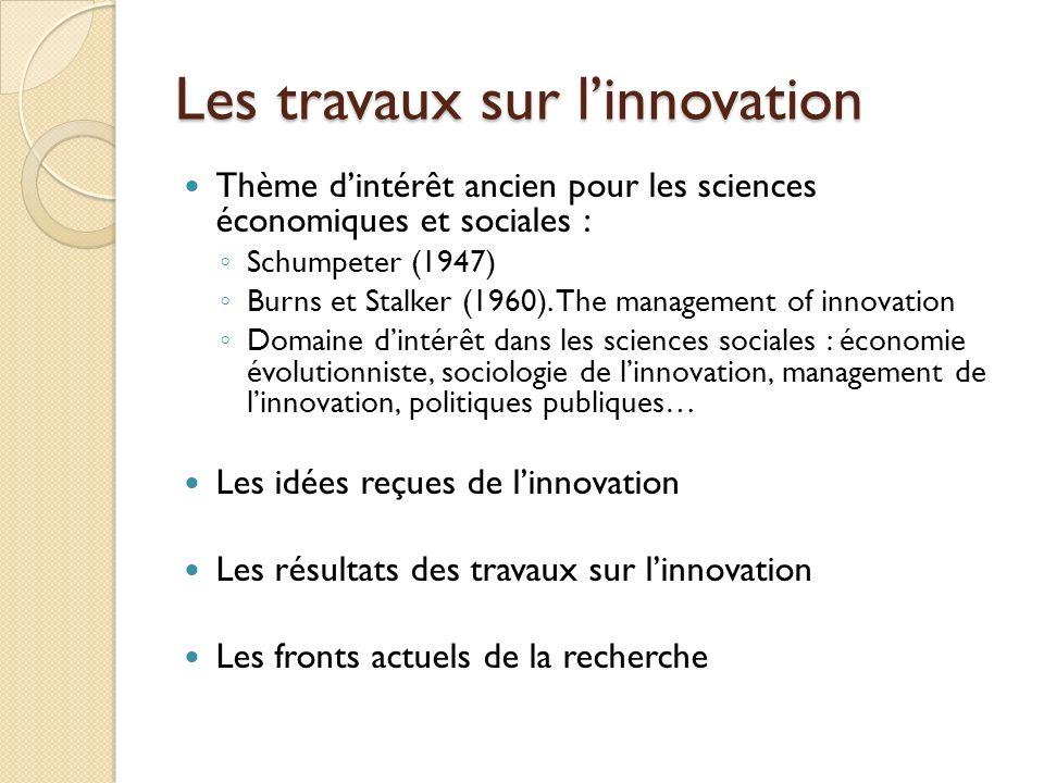 Les clés du problème de léco-innovation Un impensé : la construction de la valeur environnementale La vision traditionnelle de léco-innovation : la compétition sur les standard Comment construire de nouveaux modèles économiques .