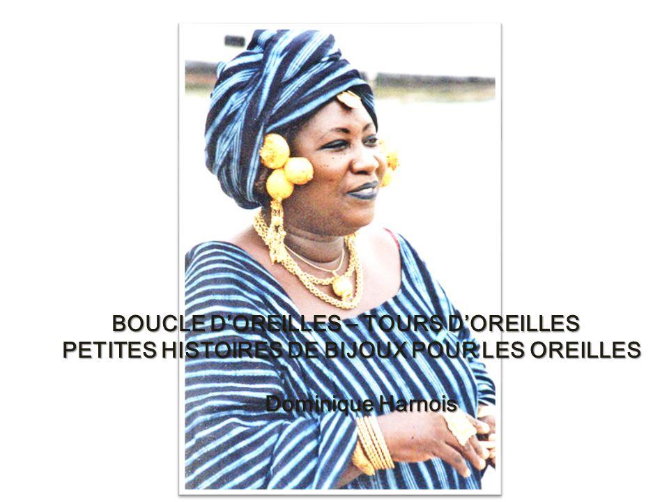 BOUCLE DOREILLES – TOURS DOREILLES PETITES HISTOIRES DE BIJOUX POUR LES OREILLES Dominique Harnois Dominique Harnois