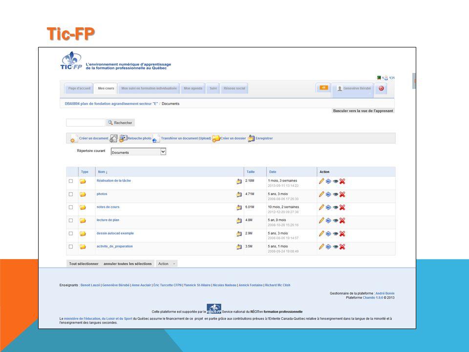 Tic-FP