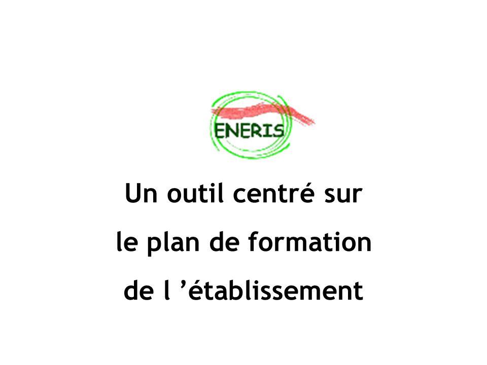 Il convient dutiliser la barre des menus pour accéder aux différentes fonctionnalités du site eneris.org Avant la 1ère utilisation, il est conseillé de choisir le menu « aide » - option « consulter le mode demploi »