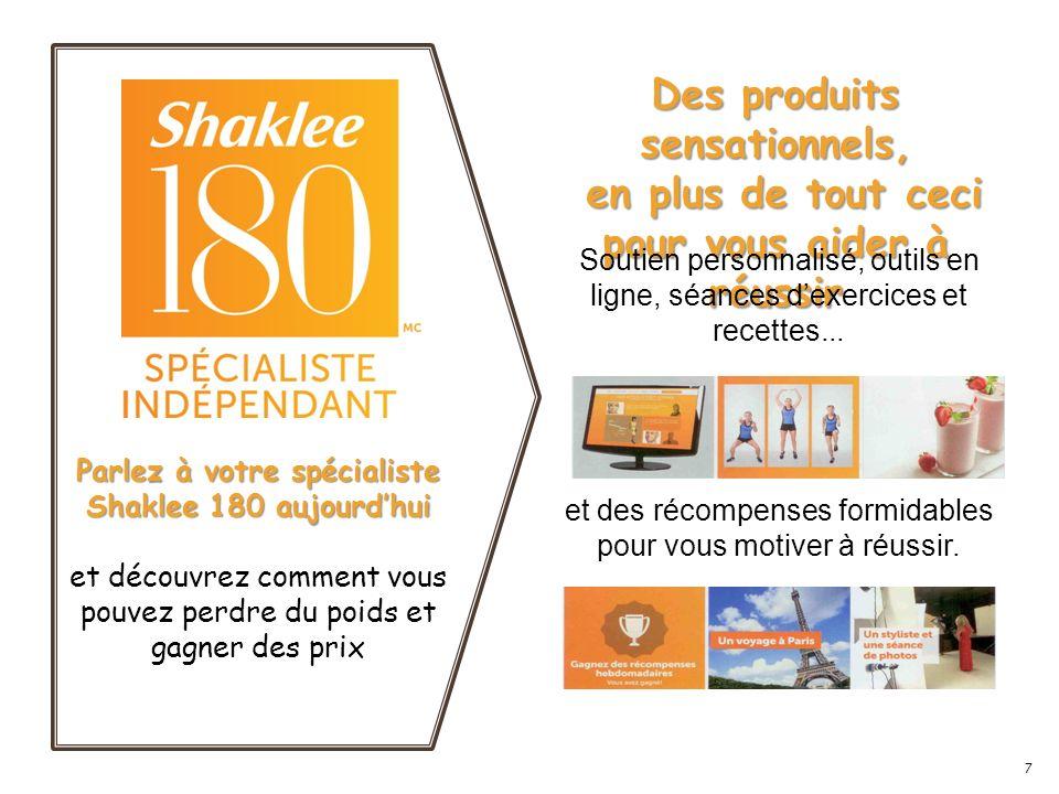 Présenté par le groupe AFS Activités francophones Shaklee www.InfoPourMoi.ca Vous pouvez gagnez 150$ en produits Shaklee 180 pendant que vous laisser aller du poids en invitant des personnes aux Webinars Hebdomadaire Shaklee 180 À chaque personne invitée vous donne le droit dune participation au tirage.