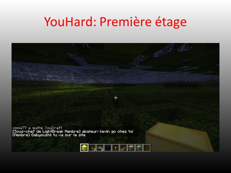 YouHard: Première étage