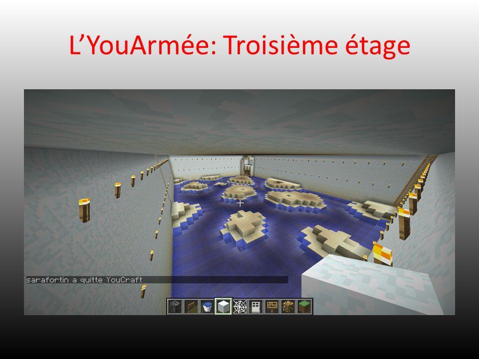 LYouArmée: Troisième étage
