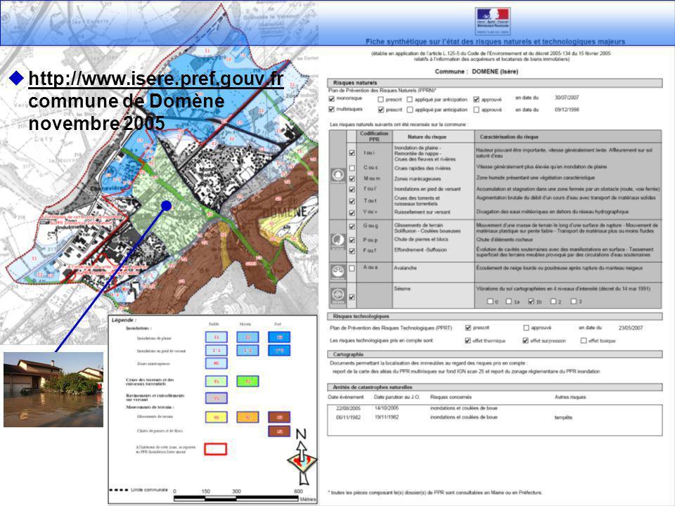 Philippe Belleudy - 03-2011 Risques Hydro-météorologiques, crues et inondations / cours n°7 : lécoulement fluvial /DDS-TUE364/ 20 uhttp://www.isere.pr