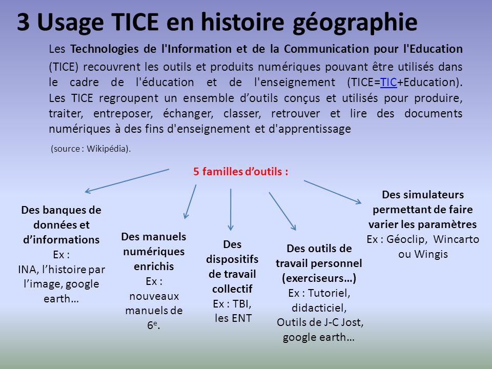 Les Technologies de l Information et de la Communication pour l Education (TICE) recouvrent les outils et produits numériques pouvant être utilisés dans le cadre de l éducation et de l enseignement (TICE=TIC+Education).