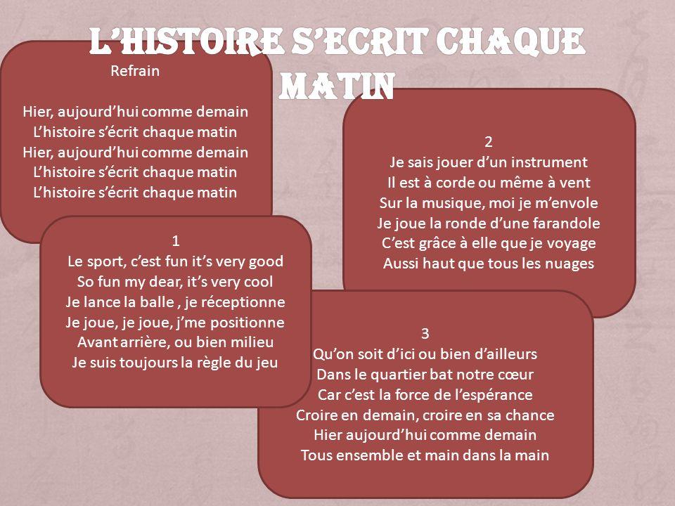 Nous remercions la municipalité du chambon feugerolles Qui a mis a la disposition de lAtout Pasteur lespace culturel Albert Camus Pour les répétitions