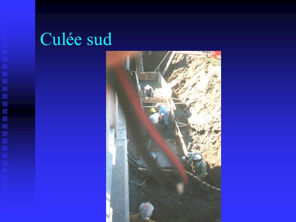 Culée sud