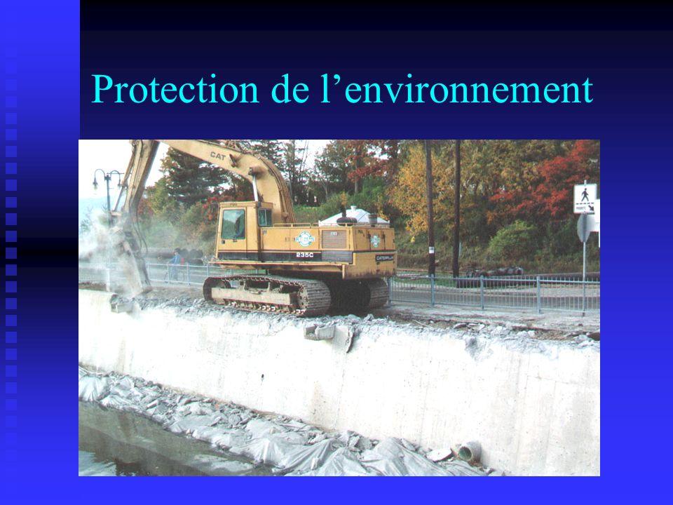 Protection de lenvironnement