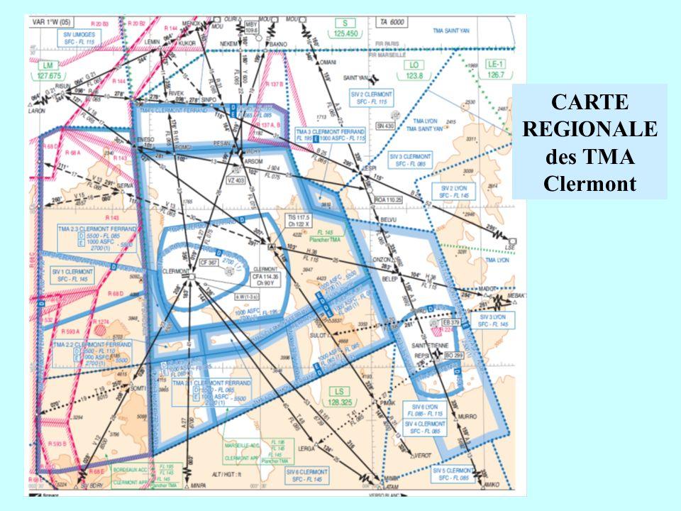D 532 BOURG-LASTIC ZONES DANGEREUSES Pénétration non soumise à restriction D174 LA BANNE DORDANCHE Mais danger pour les aéronefs