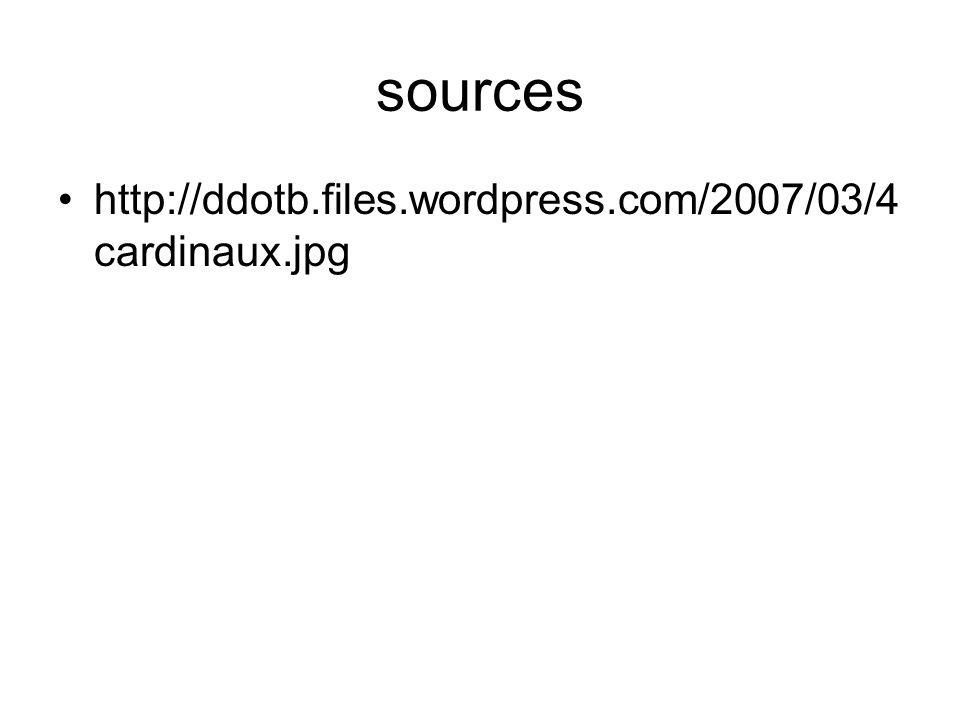 sources http://ddotb.files.wordpress.com/2007/03/4 cardinaux.jpg