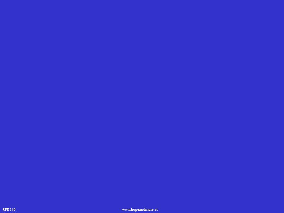 SFR749 www.hopeandmore.at « La Bible ne le précise pas davantage, mais je peux m imaginer que cela aurait aussi pu se dérouler autrement : Au cas où le peuple d Israël avait accepté et reconnu Jésus en tant que Messie, le fait qu il doive mourir pour la purification de nos péchés,il aurait peut-être été amené à le sacrifier de la même manière.