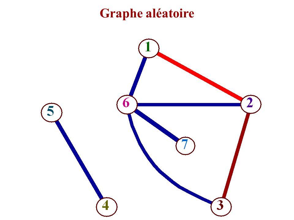 2 Graphe aléatoire