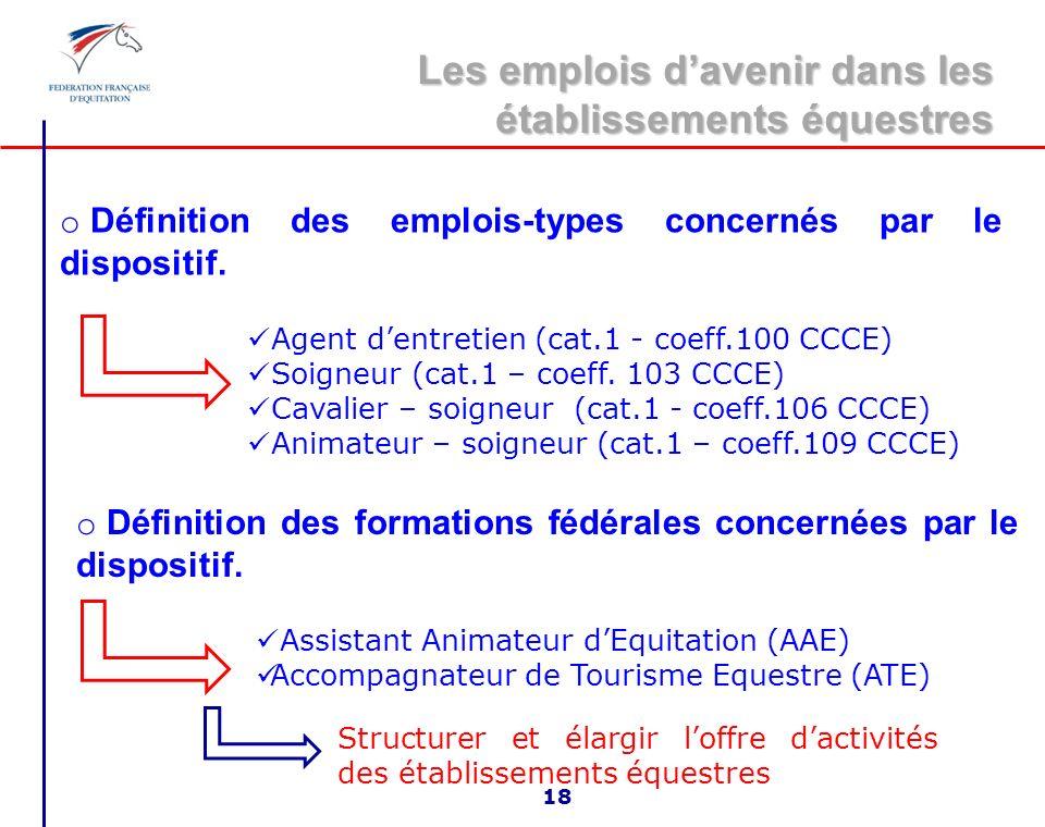 EA / Les points de vigilance 17 Recruter des jeunes peu ou pas qualifiés / proposer une formation diplômante ; Obtenir le financement de la formation