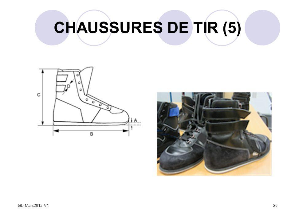 CHAUSSURES DE TIR (5) 20GB Mars2013 V1