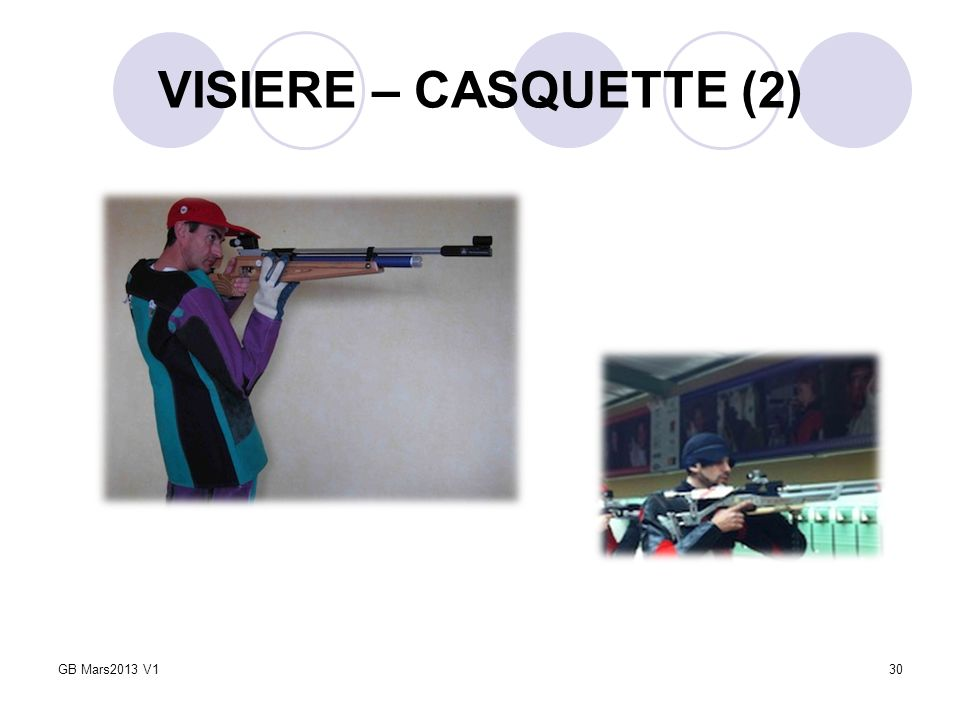 VISIERE – CASQUETTE (2) 30GB Mars2013 V1